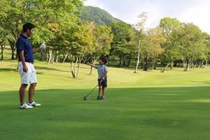 ジュニア&ファミリーゴルフ (2)