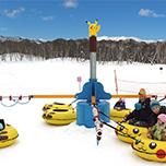 【滞在中有効キッズパーク券付】2つのキッズパークで雪遊びデビュー!家族みんなで楽しもう! 1泊2食バイキング