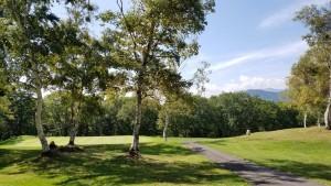 20170926水上高原ゴルフコース「フォレストコース」 (3)