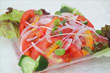 高原トマトサラダ